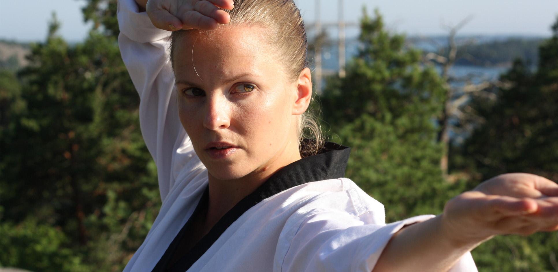 Instruktörer taekwondo